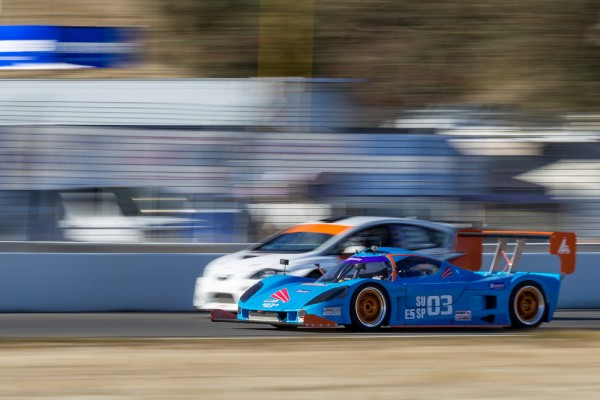 Quick Racing leads half-way at USAF 25 Hours of Thunderhill