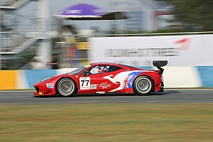 Asian Le Mans Race report Ferrari one-two at Sepang