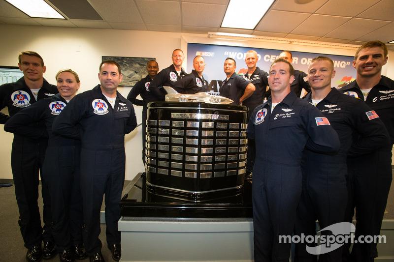 USAF Thunderbirds set to return to Daytona 500 for fly-over