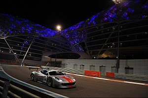 Endurance Race report Filip Salaquarda: Excellent performance in a troubled 12 Hours of Abu Dhabi