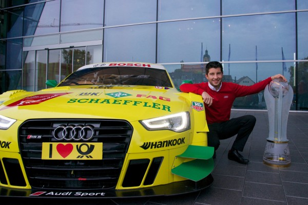A word from Audi's Mike Rockenfeller
