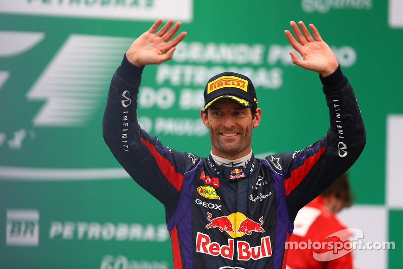 Webber got 'tired' of Vettel's winning - Vergne