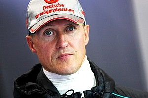 Formula 1 Breaking news UPDATE: French media reporting Schumacher suffered from brain hemorrhage