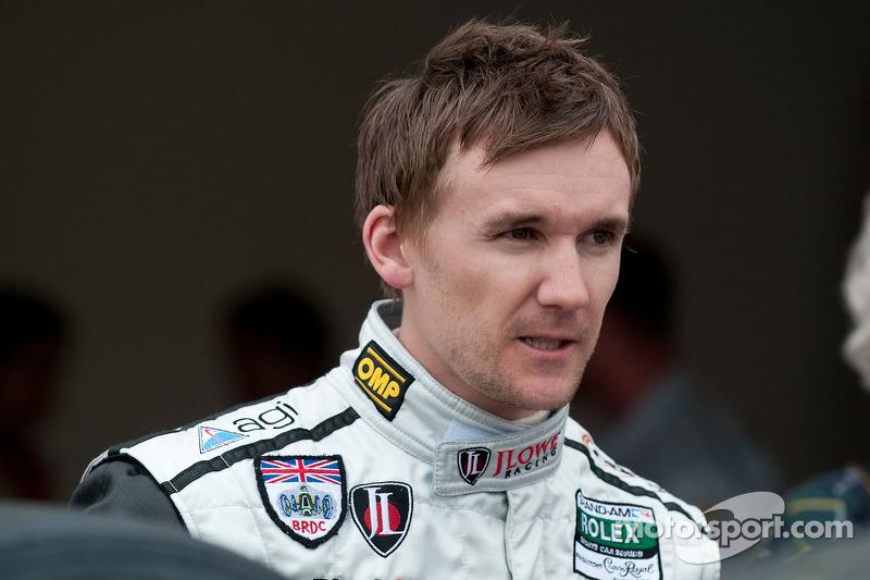 James Walker to race in 24 at Daytona in Fall-Line Motorsports' Audi