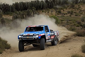Dakar Breaking news Smooth technical and administrative scrutineering for EVR team
