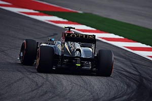 Formula 1 Breaking news Missing first test 'not good' for Lotus - Sutil