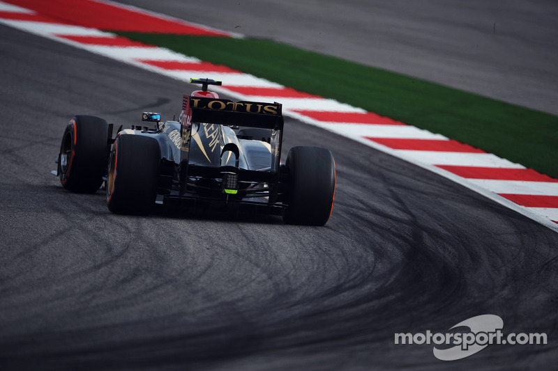 Missing first test 'not good' for Lotus - Sutil