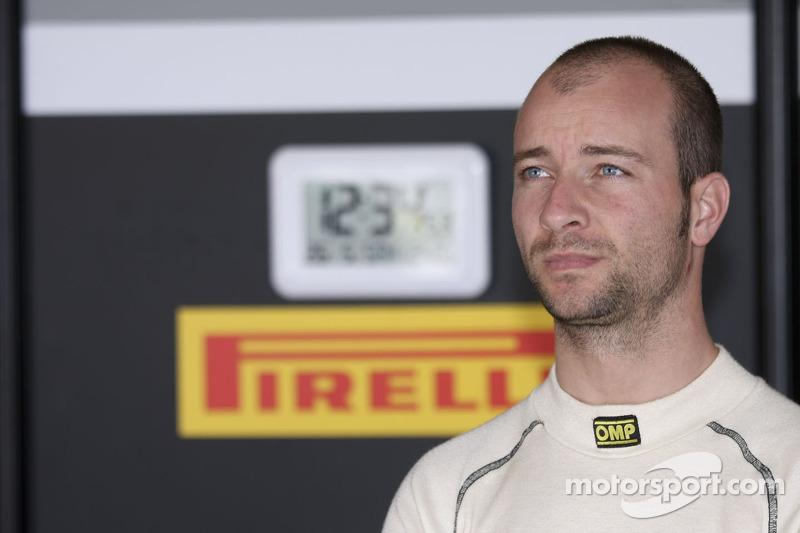 Nicky Pastorelli, 2006 spec Corvette takes pole in Dubai