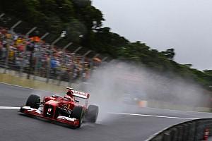 Formula 1 Breaking news Rumours of secret Ferrari V6 test grow - report