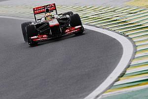 Formula 1 Breaking news McLaren's 2013 flaws not fully understood - Paffett
