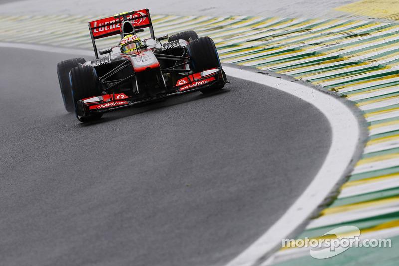 McLaren's 2013 flaws not fully understood - Paffett