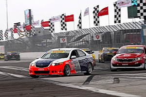 PWC Preview RealTime Racing to Campaign New Acura TLX in Pirelli World Challenge GT