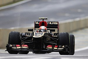 Formula 1 Breaking news Lopez plays down Lotus collapse fears