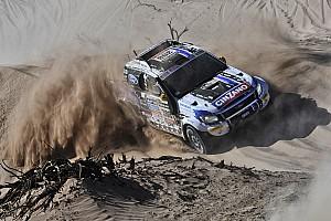 Dakar Race report Solid finish to Ford's 2014 Dakar Rally