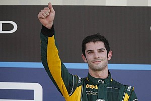 Formula 1 Breaking news Rossi continues with Caterham as reserve driver and full season in GP2