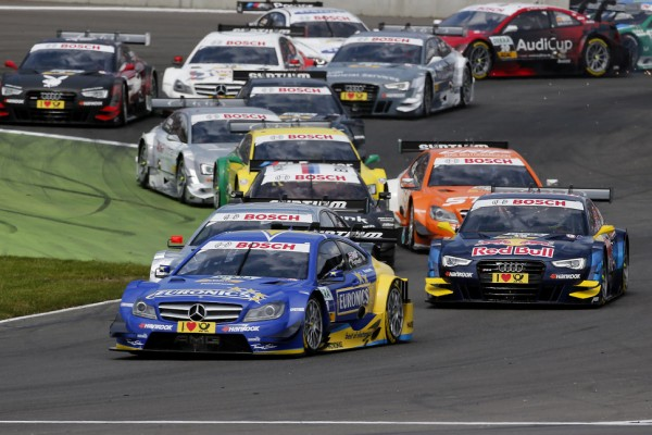 More champions than ever: 'The Magnificient Seven' of DTM