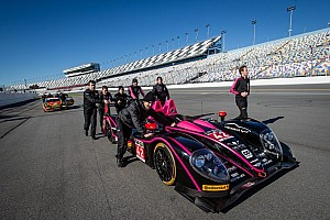 IMSA Breaking news Pierre Fillon and the Automobile Club de l'Ouest honoured at the Rolex 24 at Daytona!