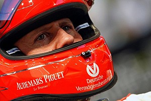Formula 1 Breaking news Schumacher 'blinked' as doctors move to end coma