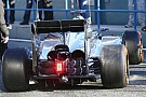 McLaren 'wing suspension' causing a stir