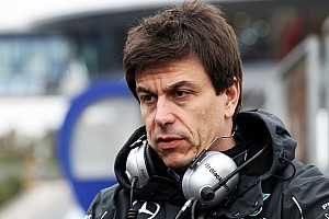 Formula 1 Breaking news 'Too early' to declare 2014 favourite - Wolff