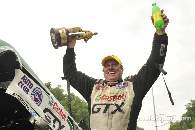 John Force to come out swinging in season opener