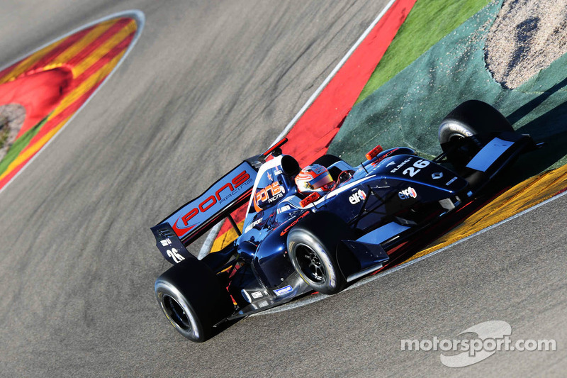 Luca Ghiotto completes Draco's line-up for the 2014 season