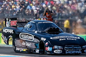 NHRA Race report Hagan takes DSR's Dodge to championship round of Winternationals