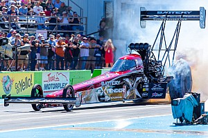 NHRA Race report Consistent result for Massey at Pomona