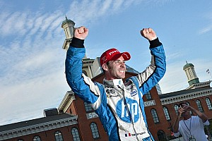 IndyCar Interview Catching up with Simon Pagenaud