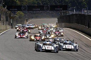 WEC Breaking news 31 entries announced for the 2014 season