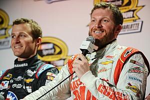 NASCAR Cup Interview Dale Earnhardt Jr. press conference
