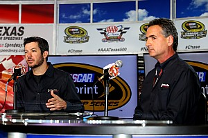 NASCAR Cup Interview Martin Truex Jr glad to be back at Daytona