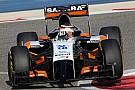 Hulkenberg and Sahara Force India fastest on first day of Bahrain test