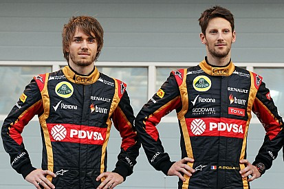 Pic 'expects' Friday work with Lotus in 2014