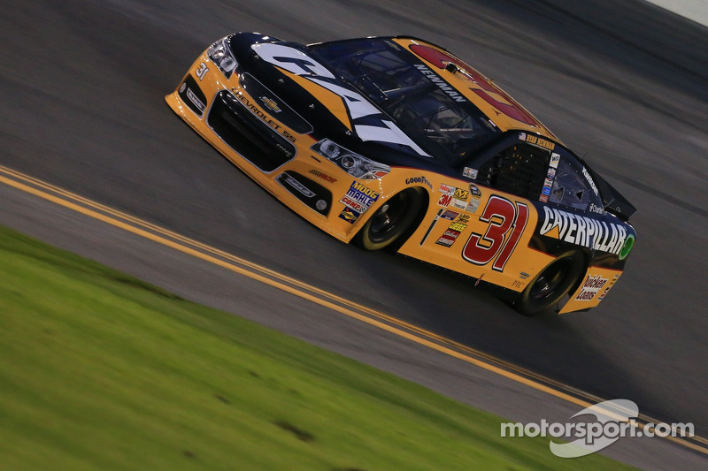 Two RCR drivers are top 10 in the first Daytona Duel