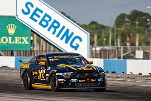 IMSA Others Testing report Ford, BMW pace Continental Tire SportsCar Challenge testing at Sebring