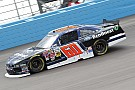 Buescher finishes 12th in rain shortened at Phoenix 200