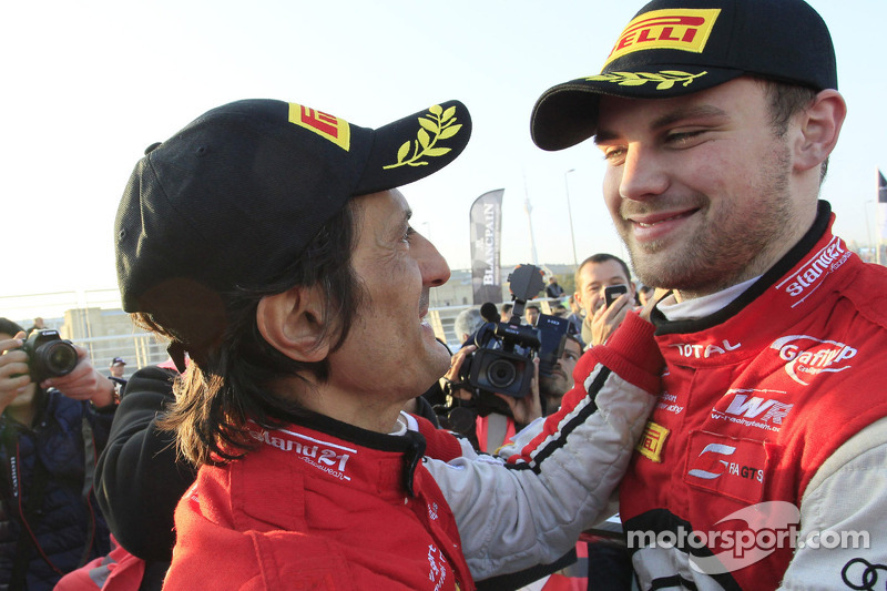 Belgian Audi Club Team WRT with international driver line-up