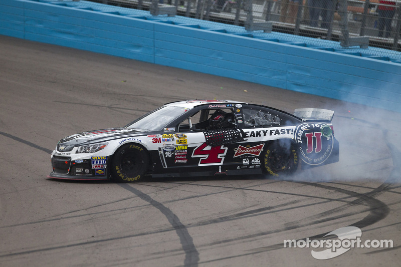 Team Chevy at Phoenix One: Drivers' post race quotes
