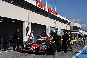 WEC Breaking news Large entry list for 'The Prologue' test at Paul Ricard
