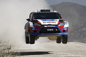 WRC Stage report A day of highs and lows for Kubica in Mexico