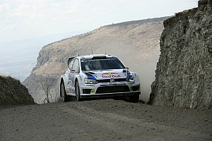 WRC Stage report High-flying Volkswagen – one-two in Mexico