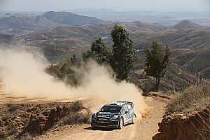 WRC Race report Evans secures career-best fourth in Mexico
