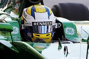 Formula 1 Breaking news No Monaco move for backmarker rookie Ericsson