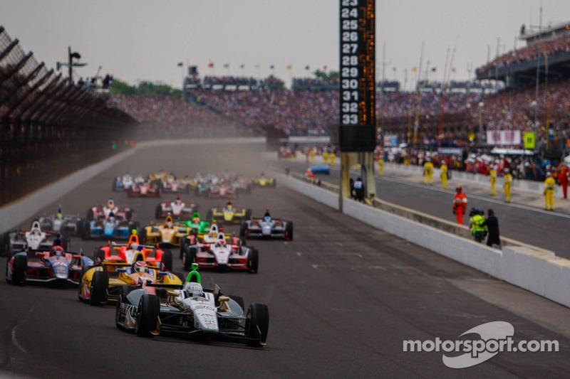 Verizon named entitlement sponsor of INDYCAR Series