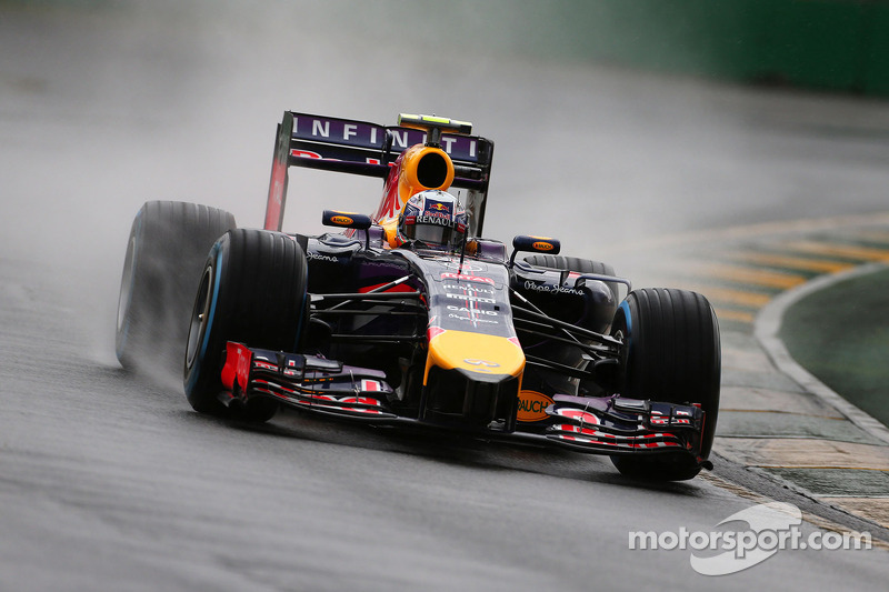 Exciting qualifying for Red Bull Racing's Daniel Ricciardo at Melbourne