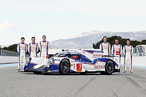 WEC Breaking news Toyota drivers' impressions of the new TS040