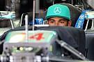 Hamilton on top in Malaysia