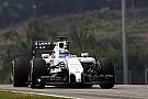 Good pace for Williams Martini Racing at Sepang