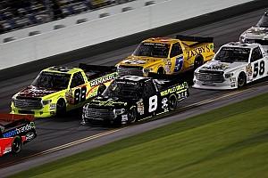 NASCAR Truck Breaking news Postponement sets up Sunday doubleheader at Martinsville Speedway